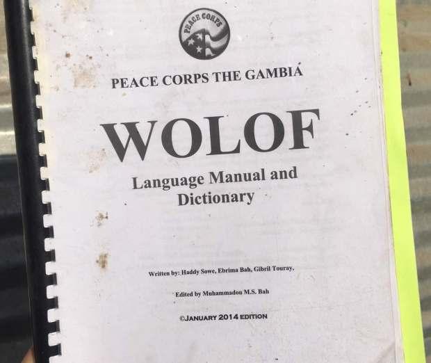 Wolof Dictionary